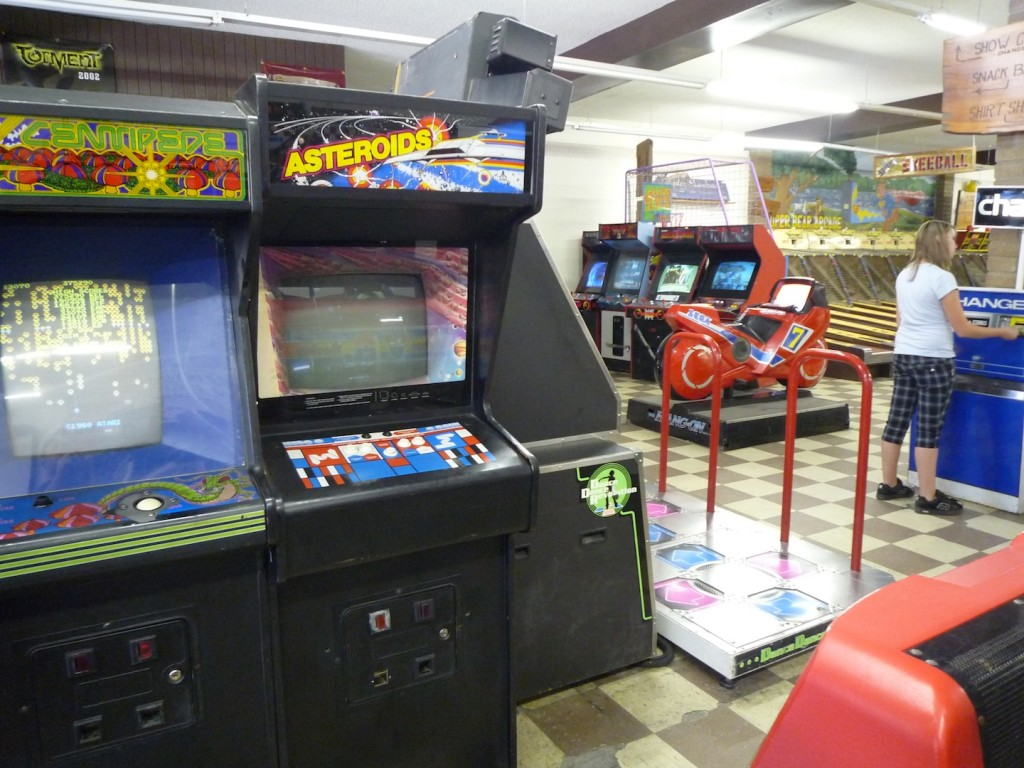 Super Bear Arcade