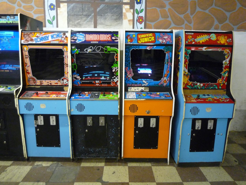 Recon: Super Bear Arcade [CLOSED] « Atari Asteroids