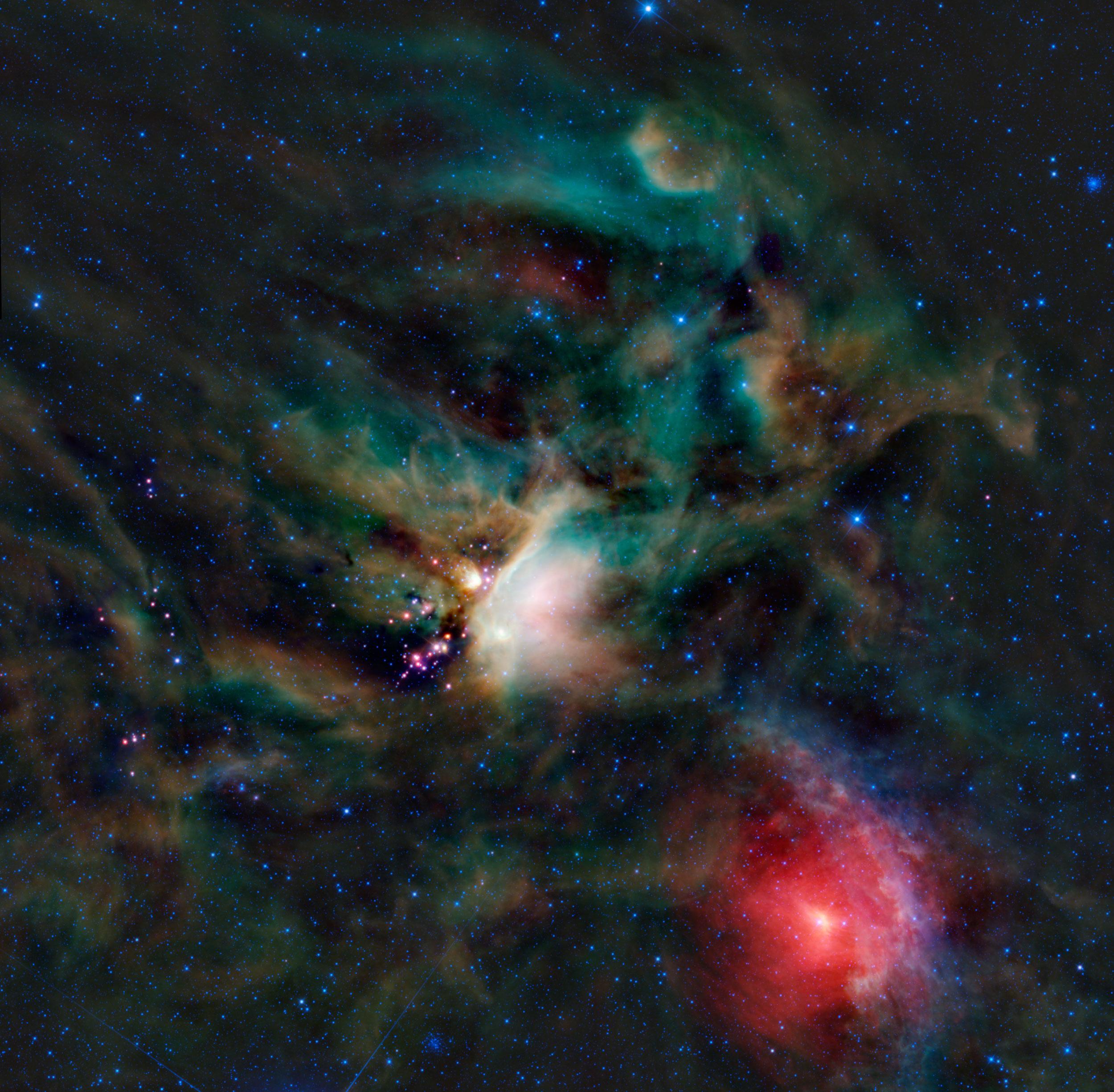 nasa infrared earth - photo #21